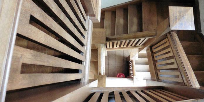 Schody drewniane - jakie drewno na schody?