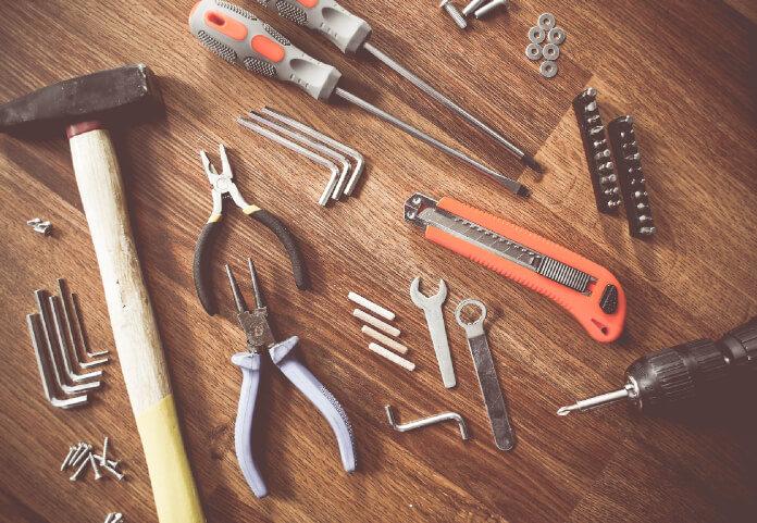 Jakie narzędzia potrzebujesz w swoim domu