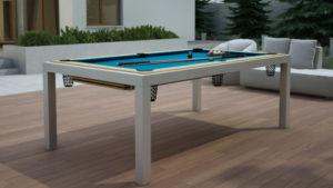 Ogrodowy stół bilardowy Lissy